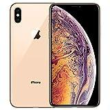【2018新款】Apple 苹果 iPhone XS Max 256GB MT762CH/A 金色 6.5英寸 移动联通电信4G手机 双卡双待