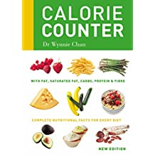 Calorie Counter: Complete nutritional facts for every diet (English Edition)