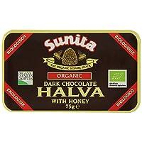 Sunita Org 黑巧克力 Halva 75g 75g