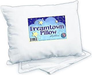 Dreamtown 儿童枕头 白色 Small (14x19)