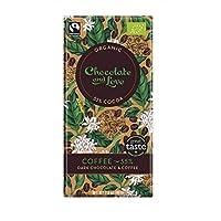 Chocolate & Love 咖啡黑55%巧克力 80克(14包)