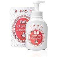 韩国 B&B 保宁 B&B奶瓶清洁剂促销装(泡沫型)CX-BY-01