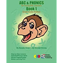 ABC & Phonics, Book 1: Global Color Edition