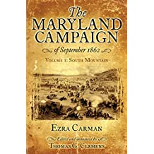 The Maryland Campaign of September 1862, Volume I: South Mountain (English Edition)