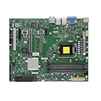 Supermicro Motherboard MBD-X11SCA-F-O Core i3 S1151 C246 Up to 64GB PCIe SATA ATX 零售