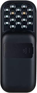 essGee UV多功能*器 口袋* 黑色 【10秒*长99.9%*】智能手机*器 面膜*器 紫外线*器 UV*器 *毒用品 【日本正规代理店商品】