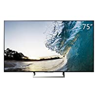 Sony 索尼 KD-75X8566E 75英寸 4K超清安卓智能网络彩电液晶平板电视机(供应商直送)