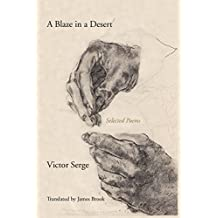 Blaze in a Desert: Selected Poems (English Edition)