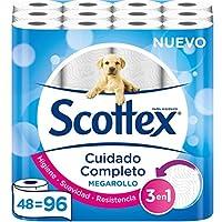 Scottex megarollo 厕纸 - 48 卷
