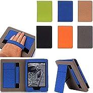 Buwico 多功能保护套手持式保护套带支架和带适用于 Kindle PaperWhite 4/3 / 2/1 iPad 黑色