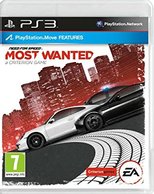 Need for Speed Most Wanted (PS3)