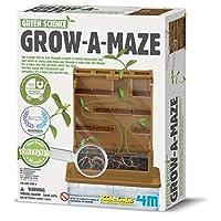 4M 环保科学系列 植物大战迷宫 科学探索益智教育玩具 进口