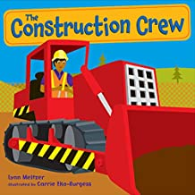 The Construction Crew: A Picture Book (English Edition)