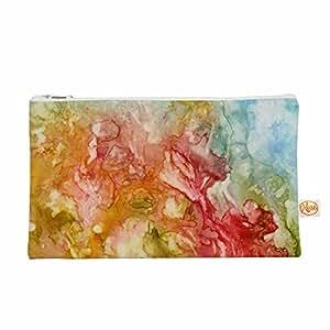 """KESS InHouse Rosie Brown """"Fantasy Garden""""黄色绘画所有包,21.56 厘米 x 10.16 厘米 (RB1061AEP03)"""