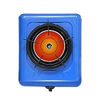红日RedSun 108D红外线燃气灶 台式单灶 煤气灶聚能灶具 (蓝色天然气)