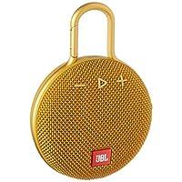 JBL Clip 3 便携式防水无线蓝牙扬声器JBLCLIP3YELAM