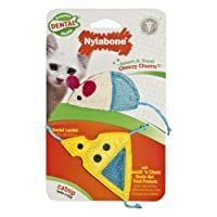 Cat Dental Insert-A-Treat Cheezy Chums Treat Holder