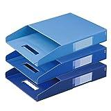 普乐士 数码彩色纸盒子弹簧 盒子弹力 3双装 規格:A4 本体サイズ:283×7×374(mm) 炫酷色调
