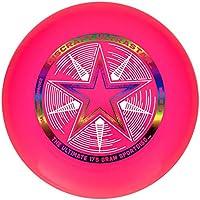 Discraft Ultra Star 运动圆盘,粉色,175 克