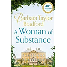A Woman of Substance: The bestselling, unforgettable epic family saga of drama, betrayal and revenge (Emma Harte Series Book 1) (English Edition)