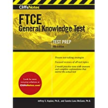 CliffsNotes FTCE General Knowledge Test 4th Edition (English Edition)