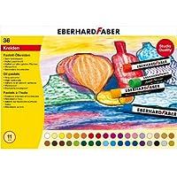 Eberhard Faber EFA 油画蜡笔(一盒 36 张)