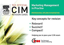 """""""CIM Revision Cards:Marketing Management in Practice 05/06 (English Edition)"""",作者:[marketing Knowledge]"""