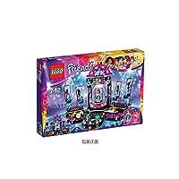 LEGO 乐高 Friends好朋友系列 大歌星演出舞台 41105 7-12岁 积木玩具