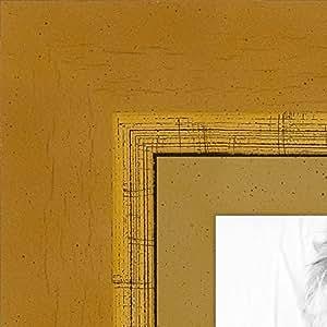 """画框明亮金色槽边 5.08 cm 宽 金色 12 x 27"""" 2WOMOM81001-12x27"""