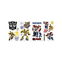 RoomMates Transformers Autobots Peel and Stick Wall Decals