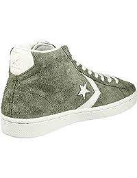Converse Pro Leather Vintage Suede High Top Men's Shoe