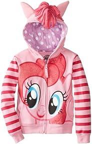 My Little Pony 女童 PINKY Pie 连帽衫
