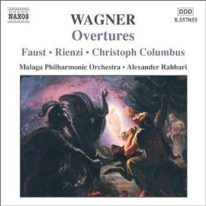 进口CD:理夏德•瓦格纳:序曲 Wagner,R.:Overtures(CD)8.557055