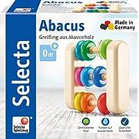 Selecta 抓握玩具 61033 Abacus 马克杯,多色