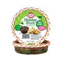 Paradise Green Cherries, Whole, 4 Ounce Tubs (Pack of 12)