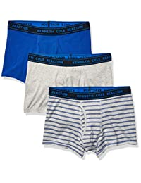 Kenneth Cole REACTION Men's Striped Trunk