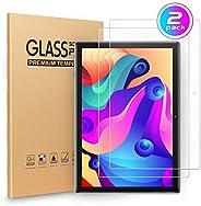(2 件装)VANKYO S30 钢化玻璃屏幕保护膜,适用于 VANKYO S30 平板电脑 10.1 英寸,高清透明保护膜,防刮
