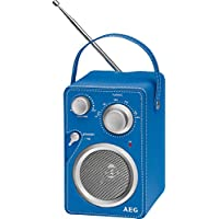 Aeg Mr 4144 單聲道收音機AEG MR 4144 blau