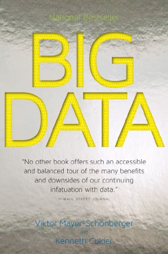 Kindle电子书 《大数据》Big Data: A Revolution That Will Transform How We Live, Work, and Think