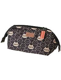 Skater 斯凯达 小物包 化妆包 猫咪 4×24.5×13cm POG1