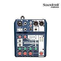 Soundcraft Notepad 5 搅拌机