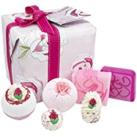 Bomb Cosmetics Handmade Gift Pack, Rose Garden by Bomb Cosmetics