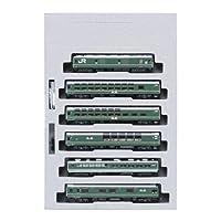 KATO N轨距 24系 黄昏特快 基本 6节车厢套装 10-869 铁道模型 客车