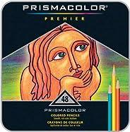 Prismacolor 彩色铅笔,48支装