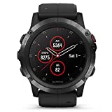 GARMIN 佳明fenix5X Plus血氧溶度测量 GPS三星定位光电心率多功能支付音乐户外跑步运动手表