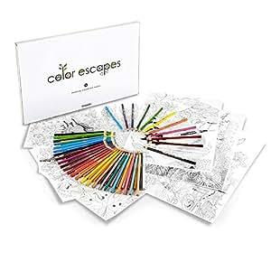 Crayola Color Escapes Pencil, Garden