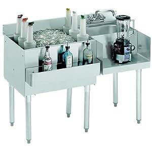 Krowne Metal 21-W48 冰箱带搅拌机 – 22 英寸前后深度