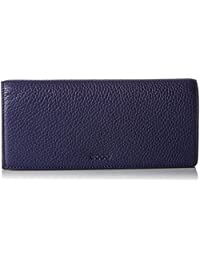 Ecco 爱步 女士 Sp 欧式钱包,紫罗兰(蓝),3 x 10x20 厘米