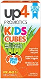 up4 Kids Cubes 益生菌补充剂  维生素D   10亿CFU   无糖,无防腐剂,无人造香料  40粒+美味香草味道 入口即溶