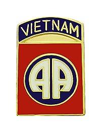 美国*航空 A/B 越南战争 2.54 厘米翻领别针